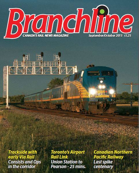 New Branchline Cover