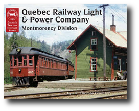 Picture of the Quebec Railway Light & Power Company Publication