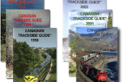 Canadian Trackside Guide - Back Issues (Sale Priced)