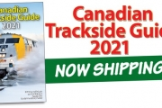 NOW SHIPPING! Canadian Trackside Guide® 2021