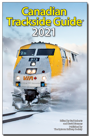 Picture of The Canadian Trackside Guide 2021 Publication