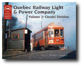 Picture of the Quebec Railway Light Power Company Vol 2